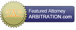 featured attorney at arbitration.com
